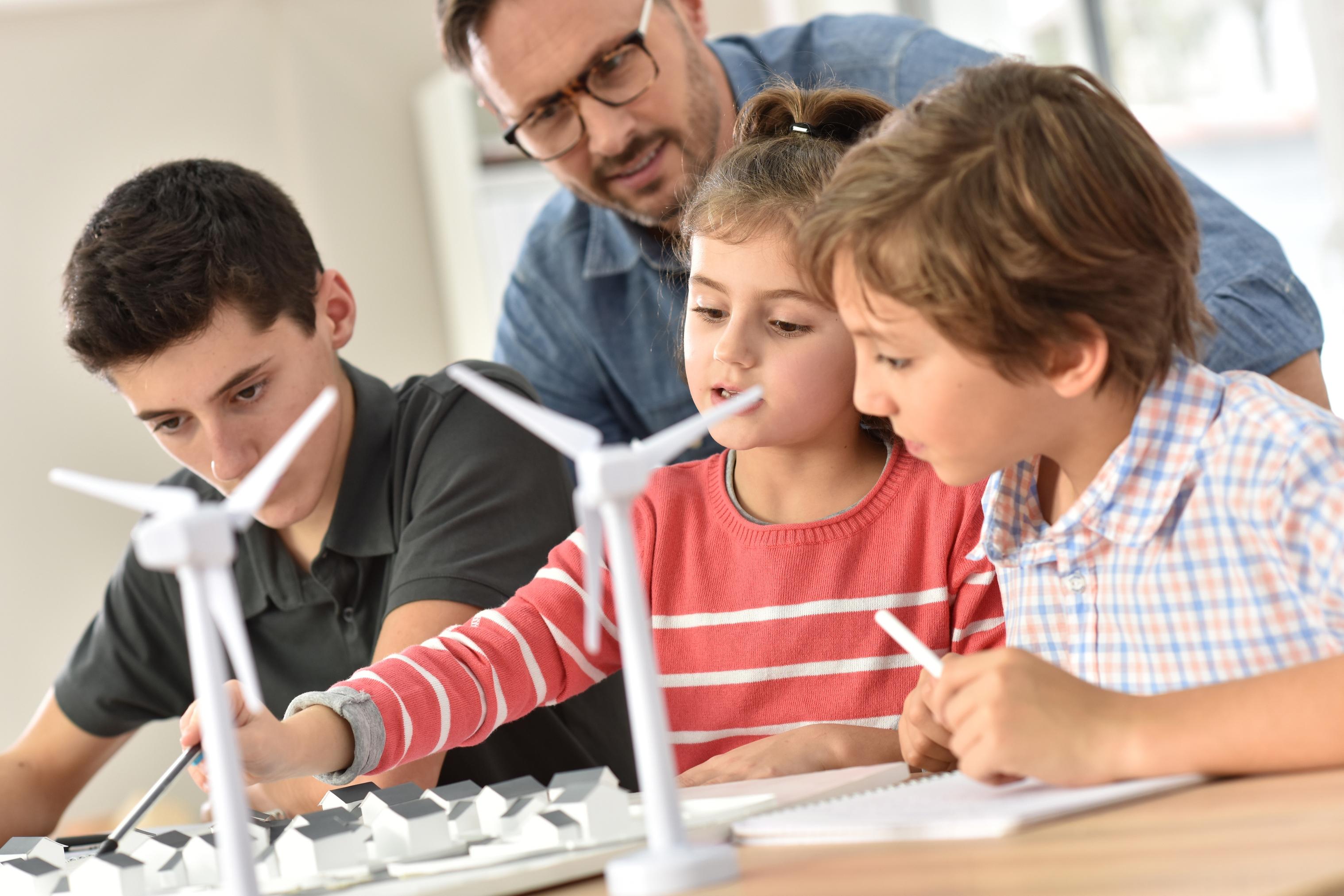 Schulinformation N-ERGIE – Service für Schulen