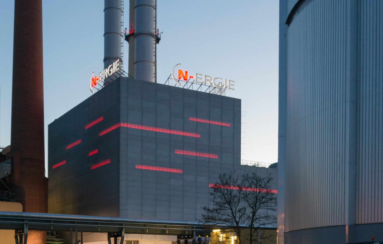 N-ERGIE Kraftwerksstandort Nürnberg: Unsere Anlagen